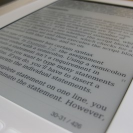 Cosa sono gli eBook, e cos'è un ePub
