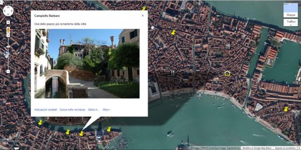 Come raccontare un viaggio con le mappe di Google