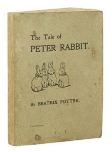 L'edizione autopubblicata da Beatrix Potter (1901)