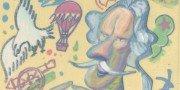 Il barone di Munchausen - Illustrazione di Libero Gozzini