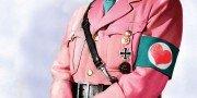 Massimiliano Parente, 'Il più grande artista del mondo dopo Adolf Hitler' (particolare della copertina)