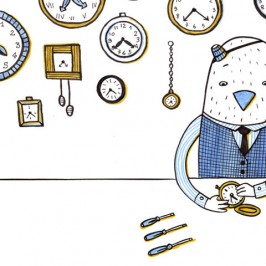 La scrittura e il tempo