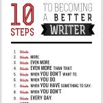 Migliorare la scrittura in 10 semplici mosse