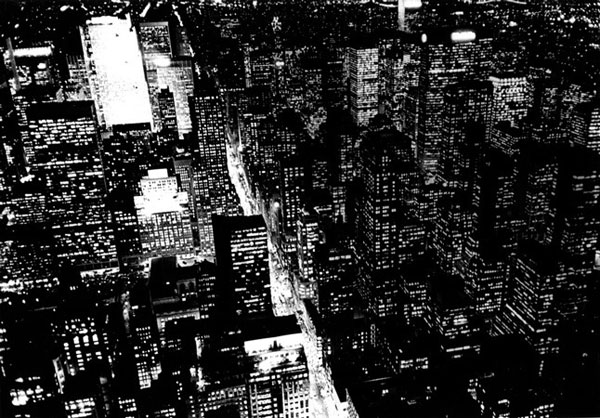 Daido Moriyama - Another Country In New York