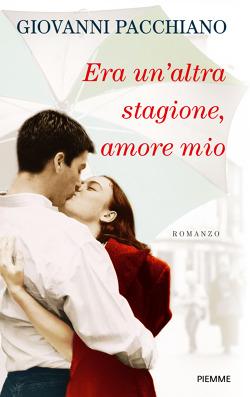 La copertina del romanzo di Giovanni Pacchiano