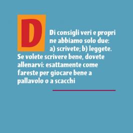 Brugnolo, Mozzi – Ricettario di scrittura creativa