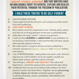 Il Manifesto degli Autori Indipendenti
