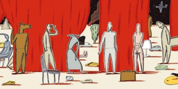 Come creare la copertina di un libro: la lezione di Guido Scarabottolo