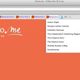 Una toolbar per self-publisher