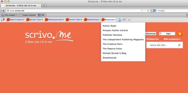 Una toolbar per self-publisher